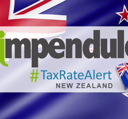 Tax Alert – New Zealand – Changes to the Fire Service Levy