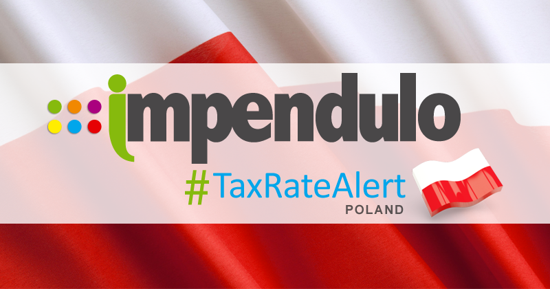 Insurance Premium Tax Alert – Poland – Contribution to the Ombudsman Fund Increase