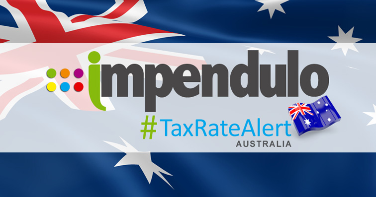 Tax Alert – Australia New South Wales – Changes to Stamp Duty