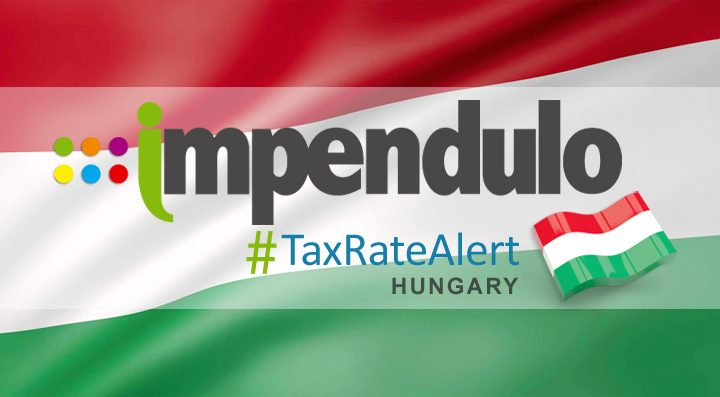 Tax Alert – Hungary – Tax on Compulsory Motor Vehicle Liability Insurance from 2019 Onwards