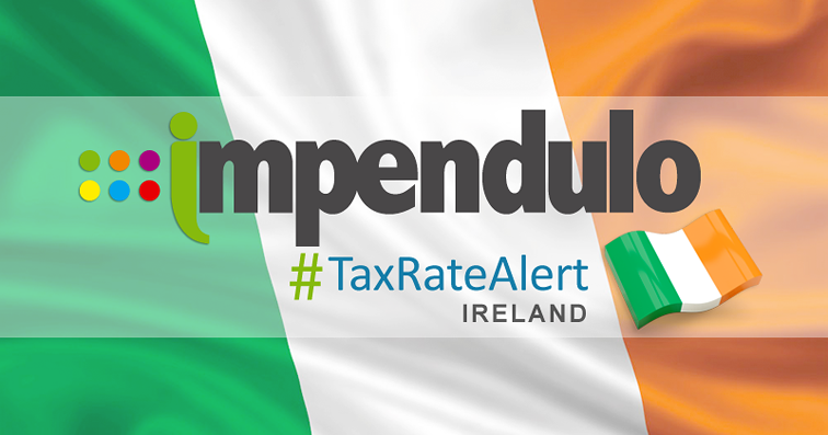 Tax Alert – Ireland – New 2.00% tax on Motor (MIICF)
