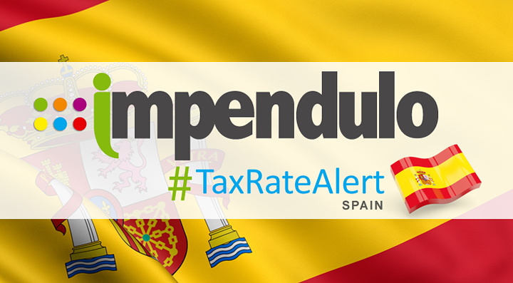 Tax Alert – Spain – Requirements for CCS Reporting Changing from January Onwards