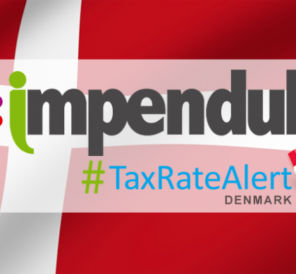 Tax Alert – Denmark – New Contributions of DKK 40.00 per Policy to Guarantee Fund