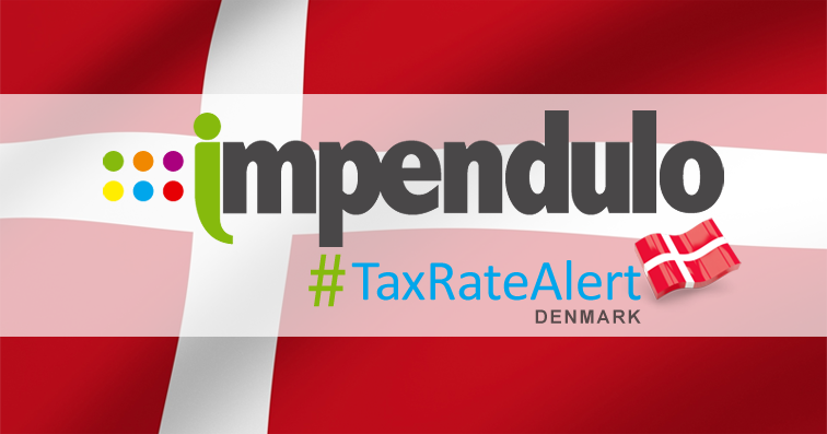 Tax Alert – Denmark – Insurance Tax on Private Marine Decreased