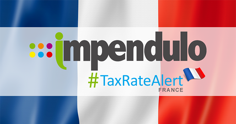 Tax Alert – France – Changes to Insurance Premium Tax