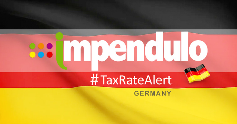 Tax Alert – Germany – Upcoming Amendments to IPT